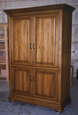 Custom Built Armoire