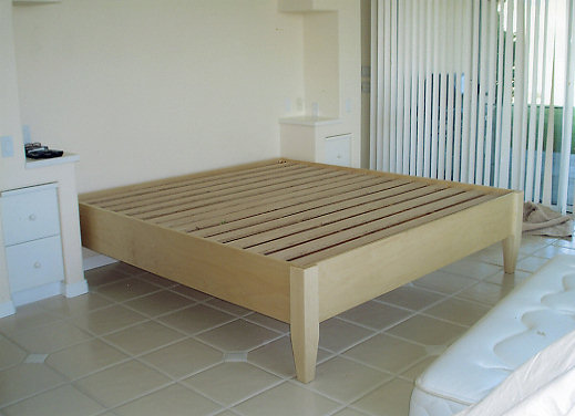 Custom Built Bedroom Sets