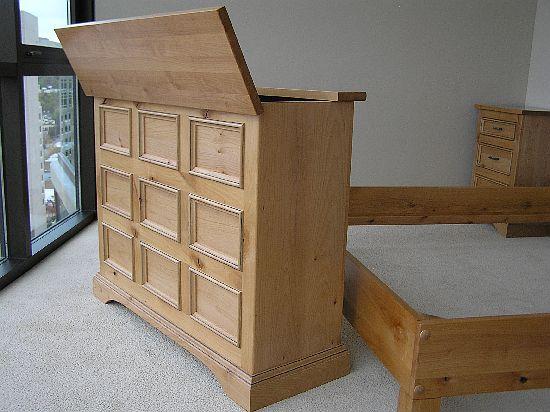 Custom Built Wooden Bedroom Sets Michael Cowman s Custom