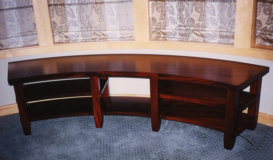 Custom Built Bench Seat